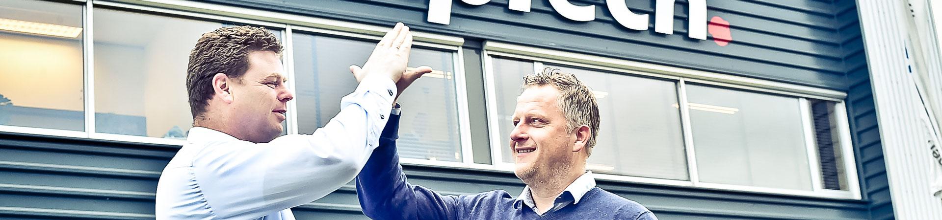 Peter van Keimpema nieuwe mede-eigenaar TempTech