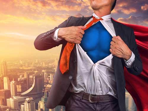 Wij zoeken een SUPER HERO! (m/v)